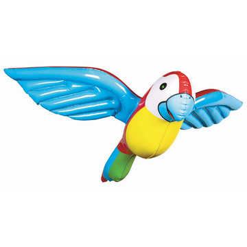 """23"""" Inflatable Parrot"""