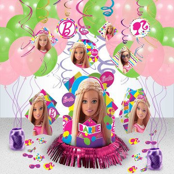 Barbie Party Decoration Kit