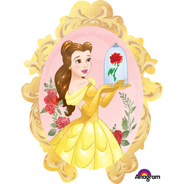 "Beauty and the Beast 31"" Balloon (Each)"