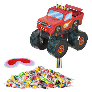 Blaze and the Monster Machines 3D Pinata Kit