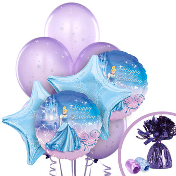 Cinderella Party Balloon Kit