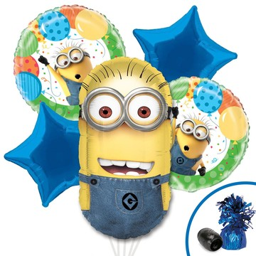 Despicable Me Minions Balloon Kit