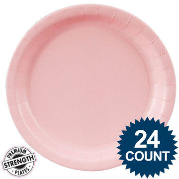 Dinner Plate - Pink (24)