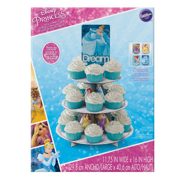 Disney Princess Cupcake Stand (Each)