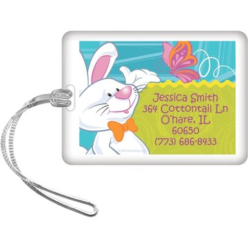 Easter Personalized Luggage Tag (Each)