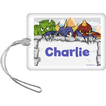 Elements Force Personalized Bag Tag (each)