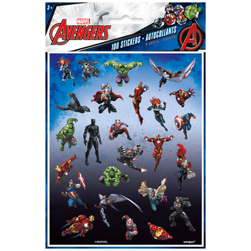 Epic Avengers Sticker Sheet (4)