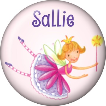 Fairy Party Personalized Mini Magnet (Each)