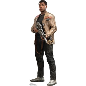 Finn (Star Wars VII: The Force Awakens) Cardboard Standup (Each)