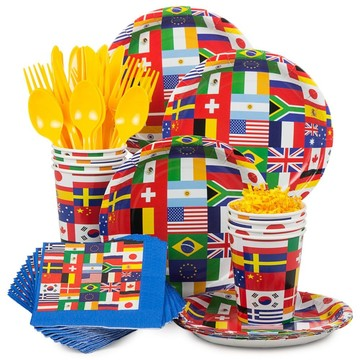 International Party Standard Kit (Serves 8)