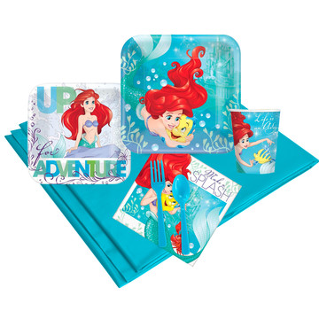 Little Mermaid Deluxe Kit (Serves 8)