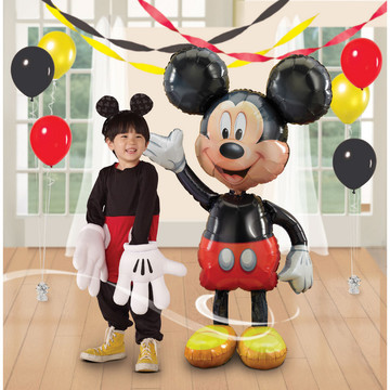 Mickey Airwalker Balloon (each)