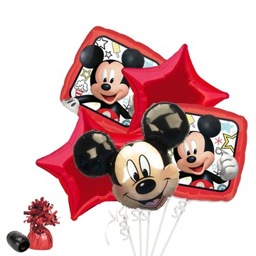 Mickey Mouse Balloon Bouquet Kit