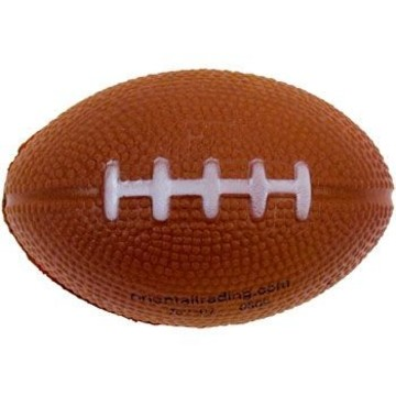 Mini Foam Football (12 pack)