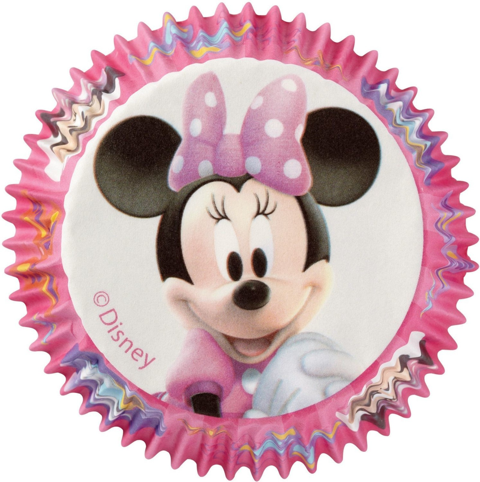 Minnie MouseCupcake Baking Cups (50 Pack) - Party Supplies BB4156363