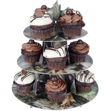 Next Camo Cupcake Treat Stand (1)