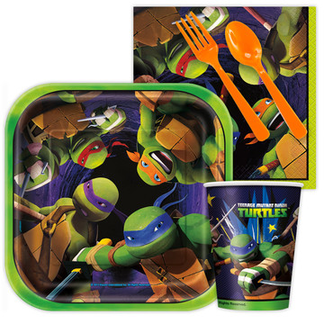 Ninja Turtle Standard Kit (Serves 8)