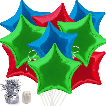 PJ Masks Star Balloon Bouquet Kit