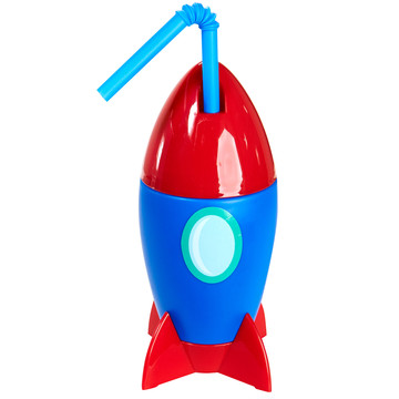 Rocket to Space Molded Favor Cup (Each)
