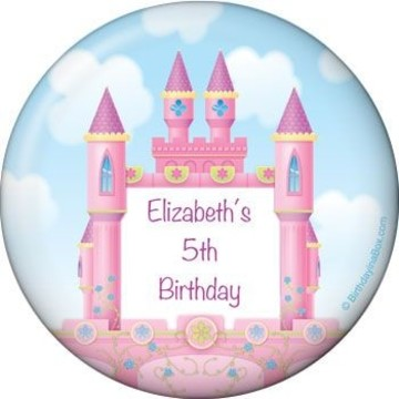 Princess Personalized Magnet (each)