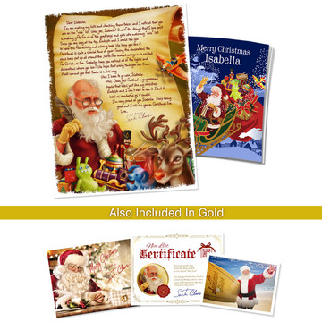 Santa's Workshop (Gold)