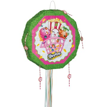 Shopkins Drum Pull Pinata