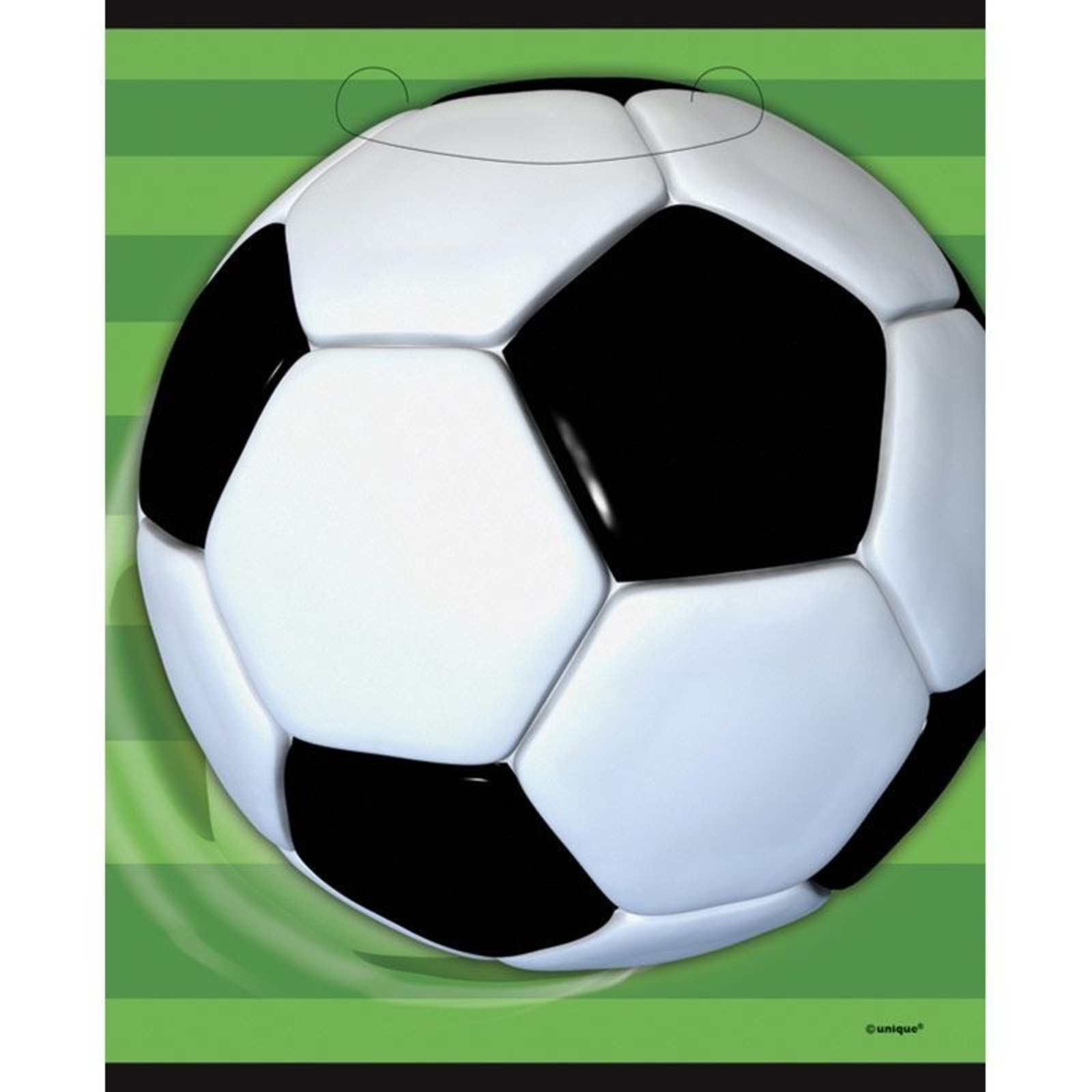 Soccer Party Favor Bags (8 Pack) BB27313