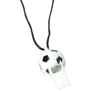 Soccer Whistle Favors (12 Pack)