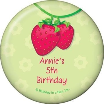Strawberry Friends Personalized Magnet (each)