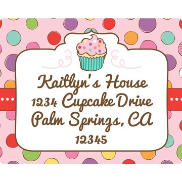 Sweet Stuff Address Labels (Sheet Of 15)