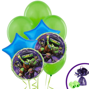 Teenaged Mutant Ninja Turtles Balloon Kit (Each)