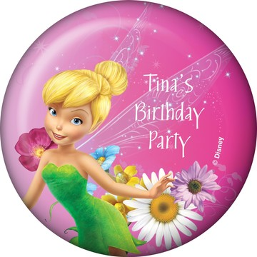 Tinkerbell Personalized Magnet (Each)