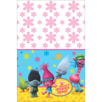 Trolls Plastic Table cover