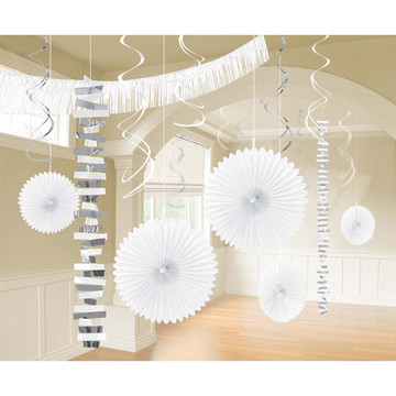 White Decoration Kit