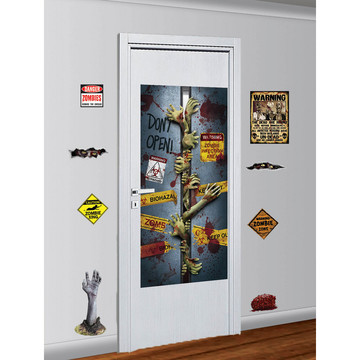 Zombie Decoration Kit