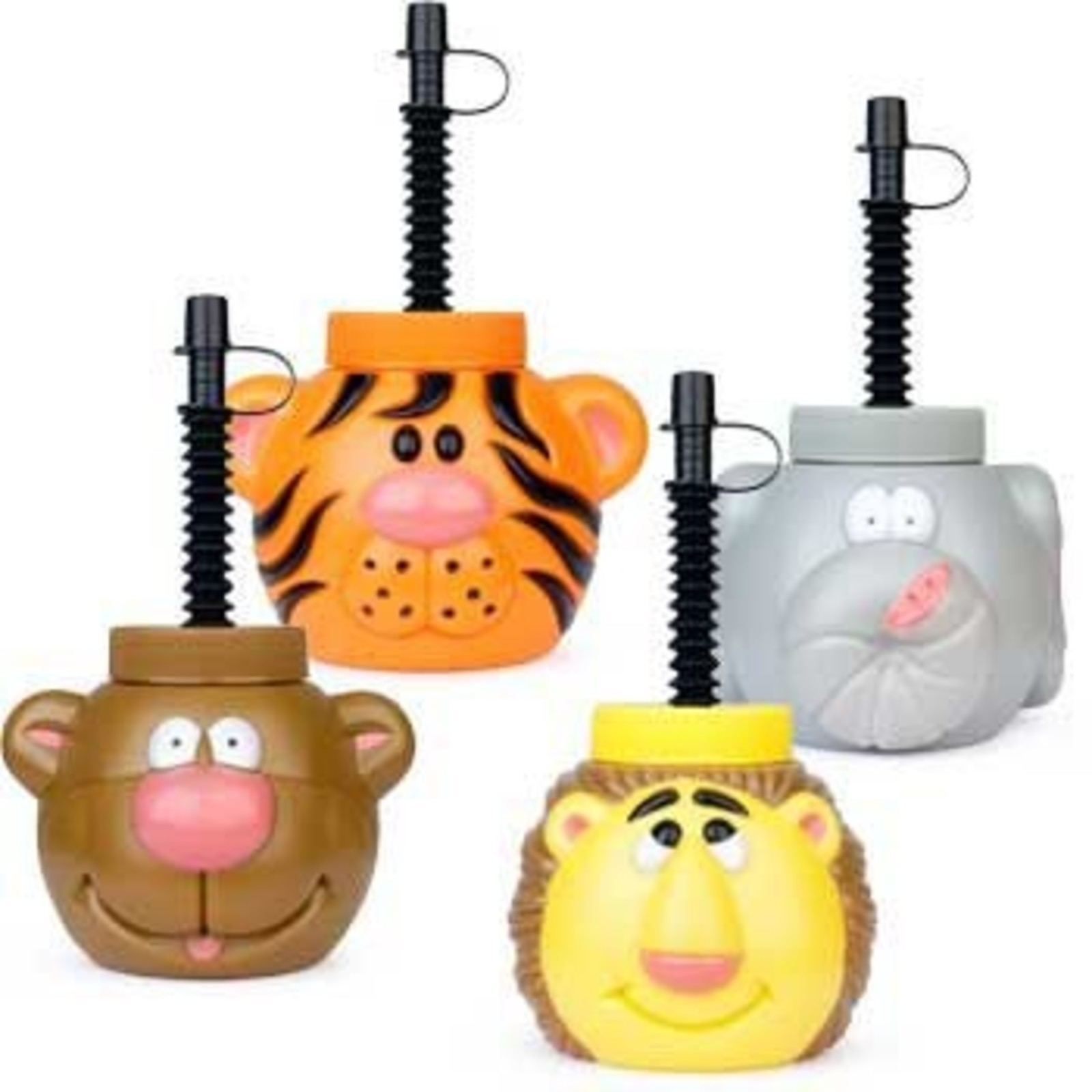 Zoo Animal Sipper Cup (12) BB020600